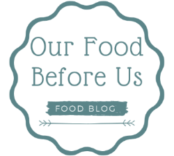 Our Food Before Us